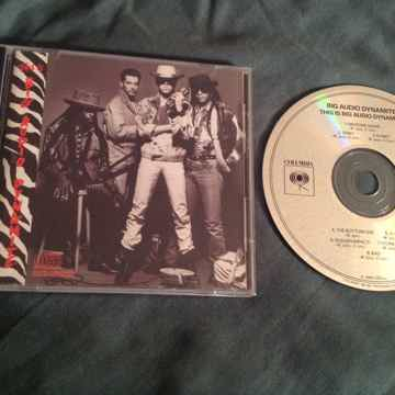 Big Audio Dynamite  This Is Big Audio Dynamite Not Rema...