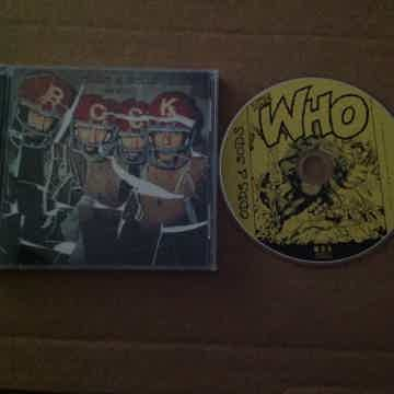 The Who - Odds & Sods 23 Tracks Compact Disc  Version M...