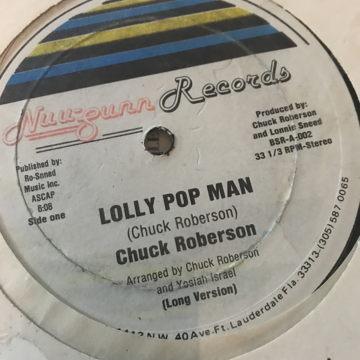 chuck robertson lolly pop man