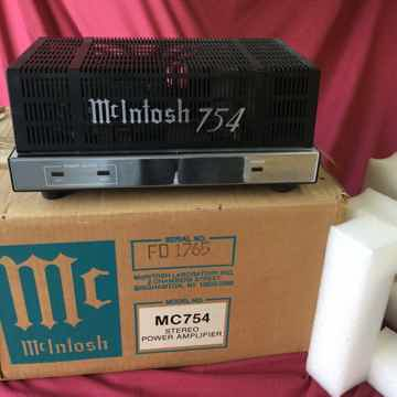MC 754 Amplifier