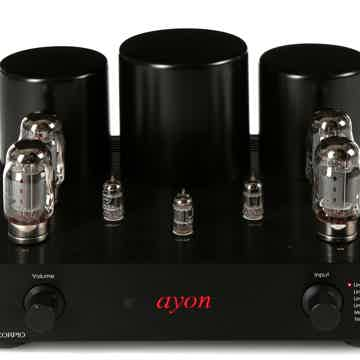 Ayon Audio Scorpio Integrated AWARD WINNING 7 YEARS RUN...