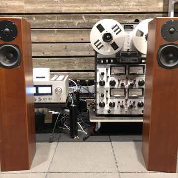 Totem Sttaf Floorstanding Speakers - Big Sound from a S...