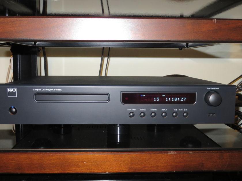 NAD C 546BEE NAD C 546 BEE CD Player