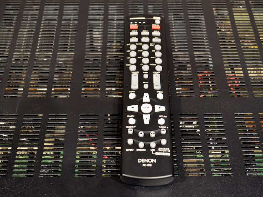 Denon AVR-3808ci - Dolby Master Audio HD, DTS-HD Network Receiver