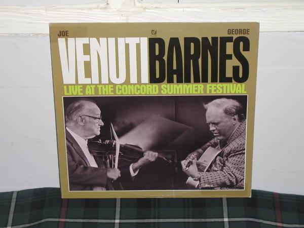 Venuti-Barnes Live