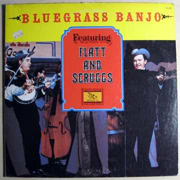 Flatt And Scruggs Bluegrass Banjo