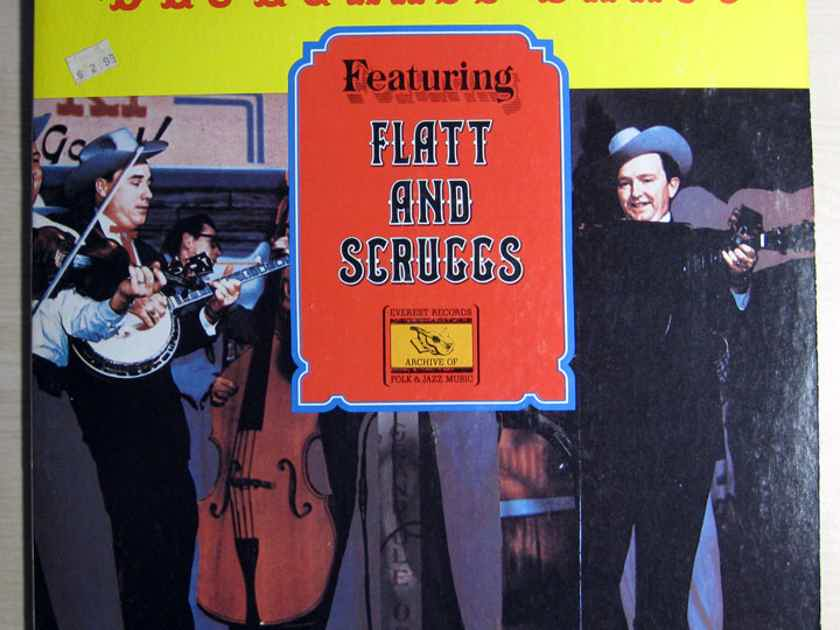 Flatt And Scruggs - Bluegrass Banjo - 1980  Everest Records Archive Of Folk & Jazz Music