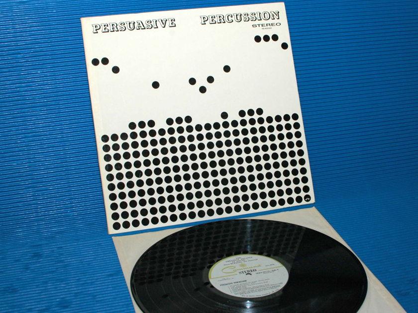 """ENOCH LIGHT  - """"Persuasive Percussion"""" -  Command Records 1959"""