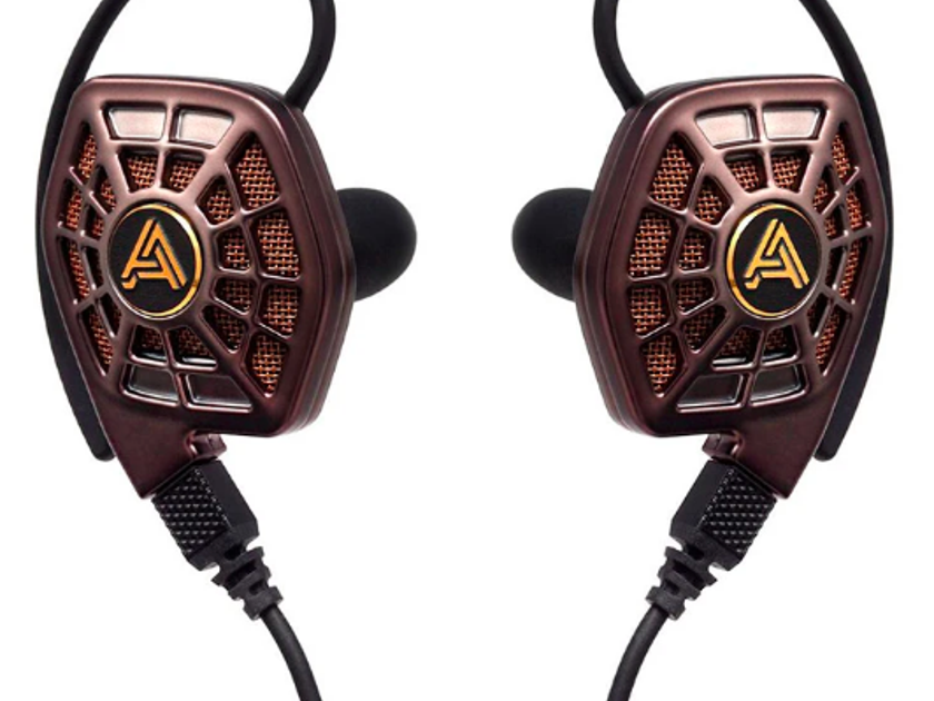 Audeze iSine 20 In Ear Planar Magnetic Headphone with lightning - SALE BY AUTHORIZED DEALER!!!