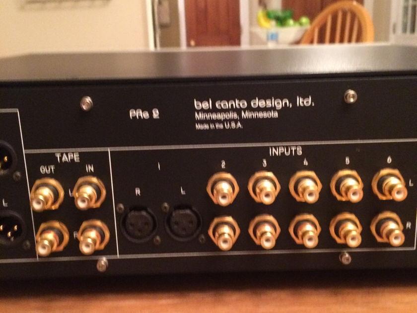 Bel Canto Design Pre2 A wonderful preamp. Great price.