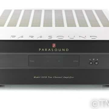 NewClassic Model 2250 v.1 Stereo Power Amplifier