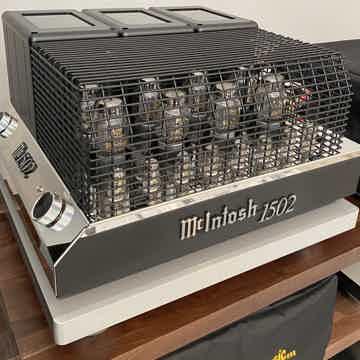 McIntosh MC1502 Stereo Tube Amplifier, BEAUTIFUL