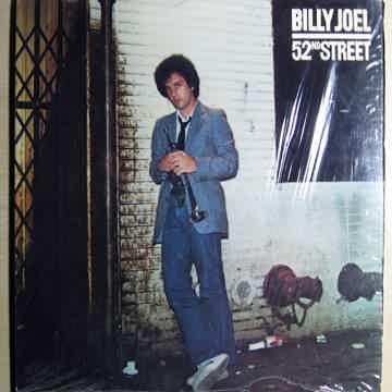 Billy Joel - 52nd Street  - 1978 STERLING Mastered Colu...