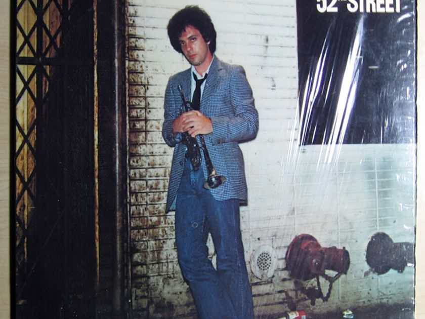 Billy Joel - 52nd Street  - 1978 STERLING Mastered Columbia FC 35609