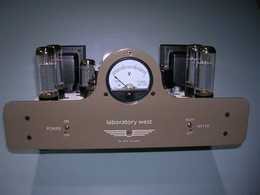 DYNACO BY WILL VINCENT ST-70....TRIODE OUTPUT