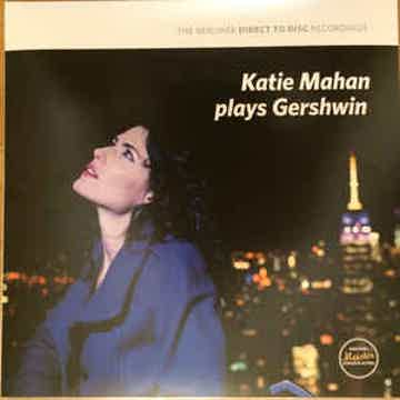 Katie Nanaah  Plays Gershwin - Direct to Disc Ltd. Ed. LP