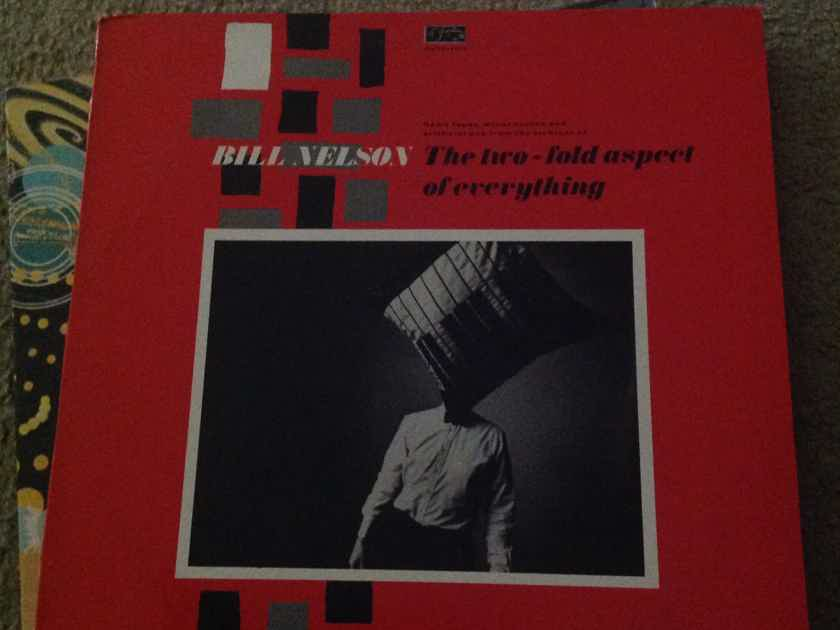 Bill Nelson - The Two Folded Aspect Of Everything 2 LP Set Import Vinyl NM