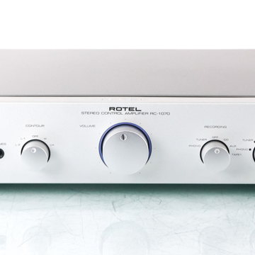 Rotel RC-1070 Stereo Preamplifier