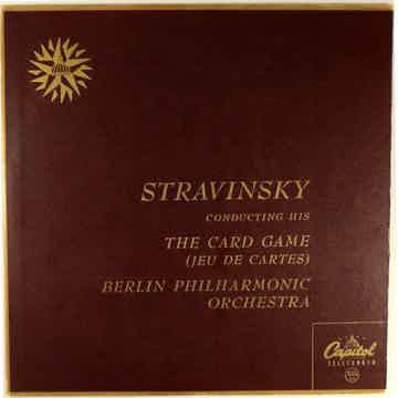 STRAVINSKY THE CARD GAME