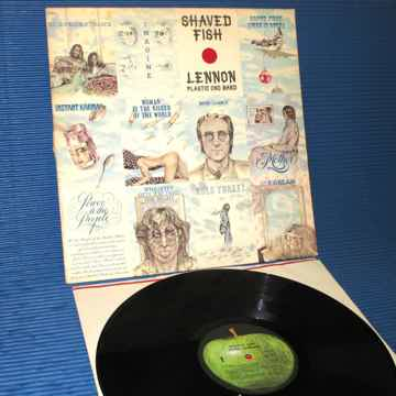 "JOHN LENNON  - ""Shaved Fish"" - Apple 1975 Original"