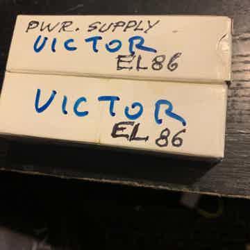 Assorted Vacuum Tubes