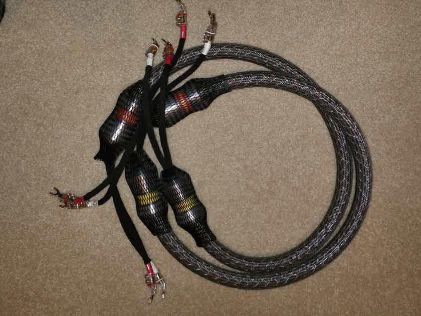 Kimber Select ks-3035 speaker wires