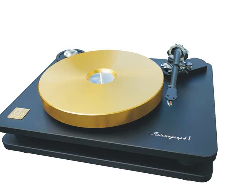 SRA Seismograph Model I new! Perfect turntable from Germany. Full waranty