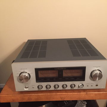 L-550ax integrated amp