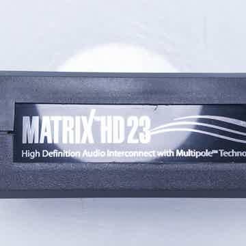 Matrix HD23 RCA Cables