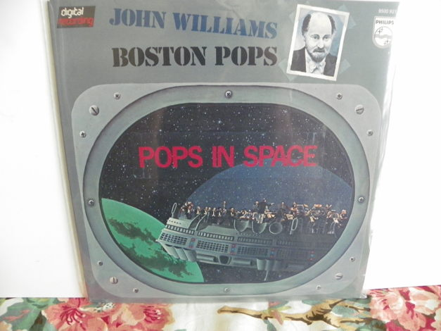 JOHN WILLIAMS/BOSTON POPS