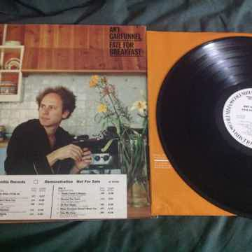 Art Garfunkel  - Fate For Breakfast Columbia Records Wh...