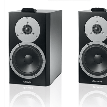 Dynaudio Xeo 4 Active Bookshelf Speakers (Black):