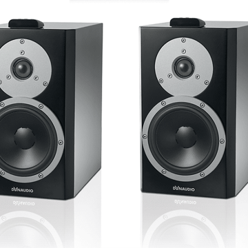 Dynaudio Xeo 4 Active Bookshelf Speakers (Black): NEW; ...
