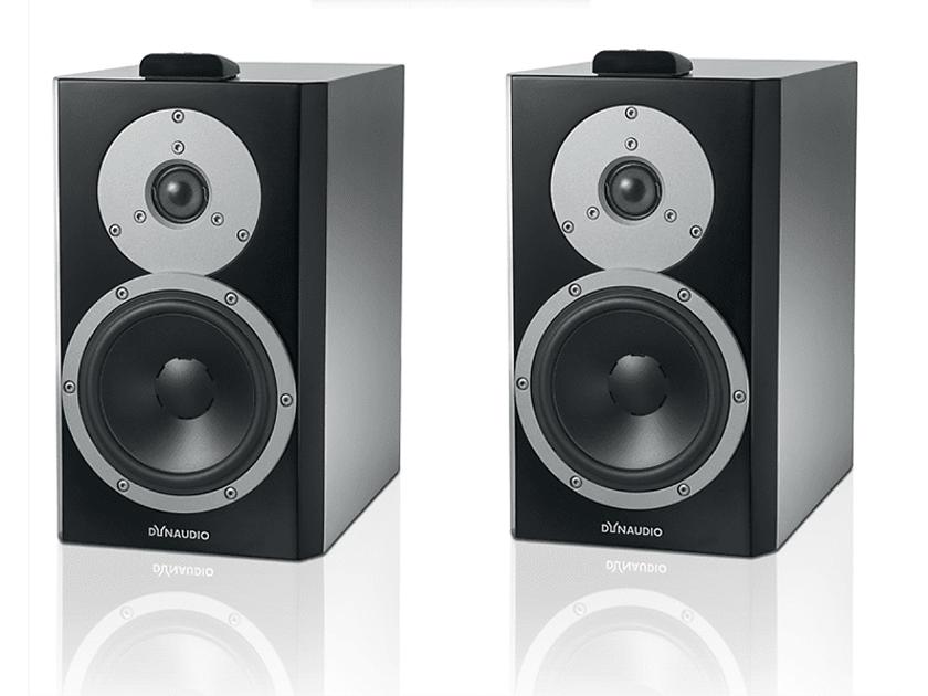 Dynaudio Xeo 4 Active Bookshelf Speakers (Black): NEW; Full Warranty; 56% Off