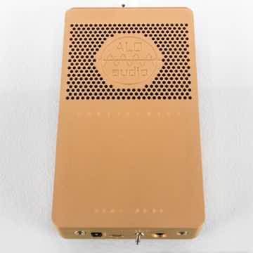 ALO Audio Continental Dual Mono Tube Headphone Amplifier