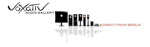 VOXATIV Audio Gallery / Berlin