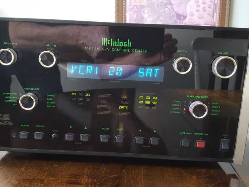 McIntosh MX 135