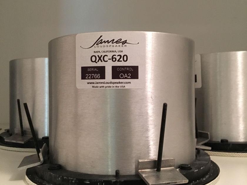 James Loudspeaker QXC-620R