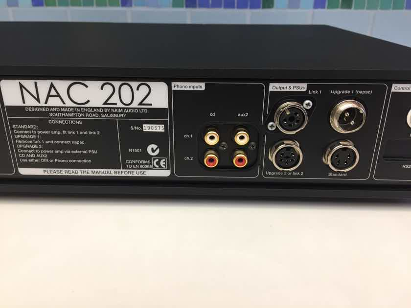 Naim Audio NAC-202 Like New - reduced!