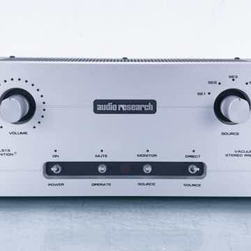 LS15 Stereo Tube Preamplifier