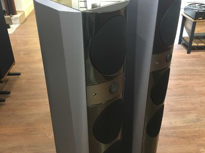 FOCAL Electra 1028 Be 2 Tower Speakers (GREY Carbon Fiber): NEW-In-Box; Full Warranty; 50% Off