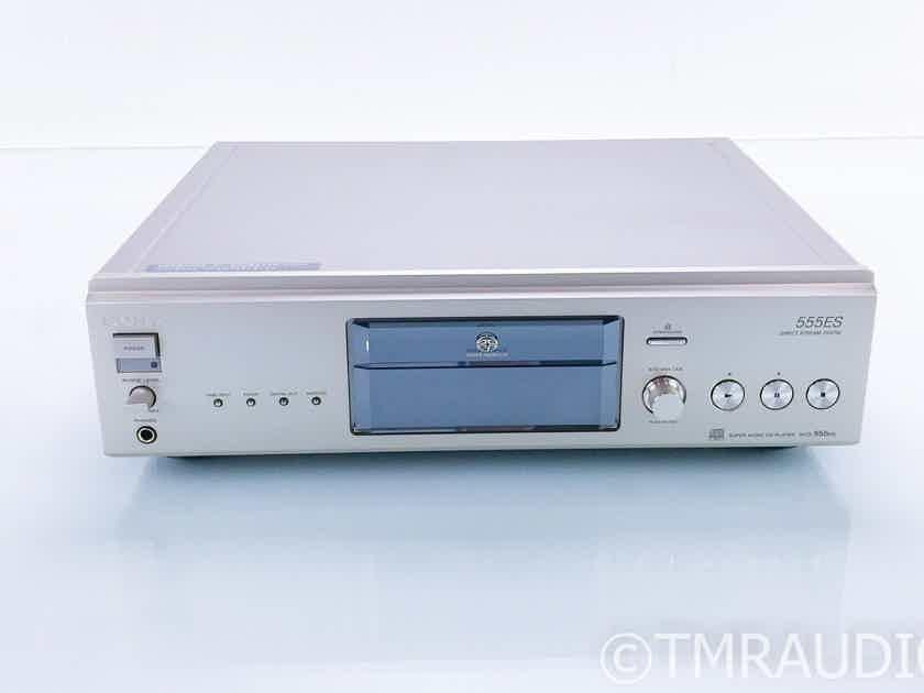 Sony SCD-555ES SACD / CD Player 100V (16695)