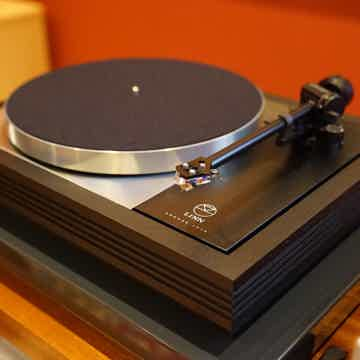 Linn Sondek LP12 in Limited Edition Black Fluted Plinth