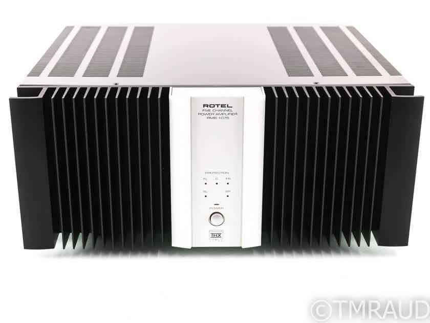 Rotel RMB-1075 Five Channel Power Amplifier; RMB1075; 5 Channel; THX (27814)