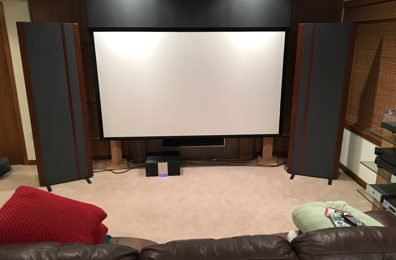 sixfour3's Home Theater