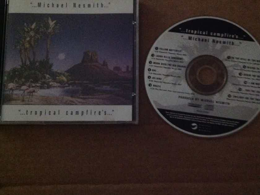 Michael Nesmith - Tropical Campfires Pacific Arts Dolby Surround Sound Compact Disc