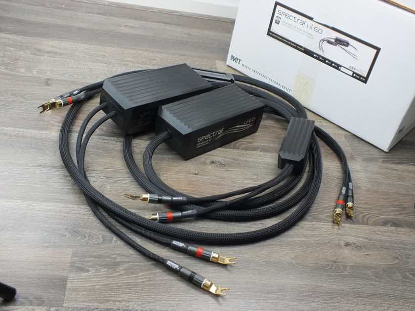 MIT Cables Spectral UL-60 Ultralinear III speaker cables 3,0 metre