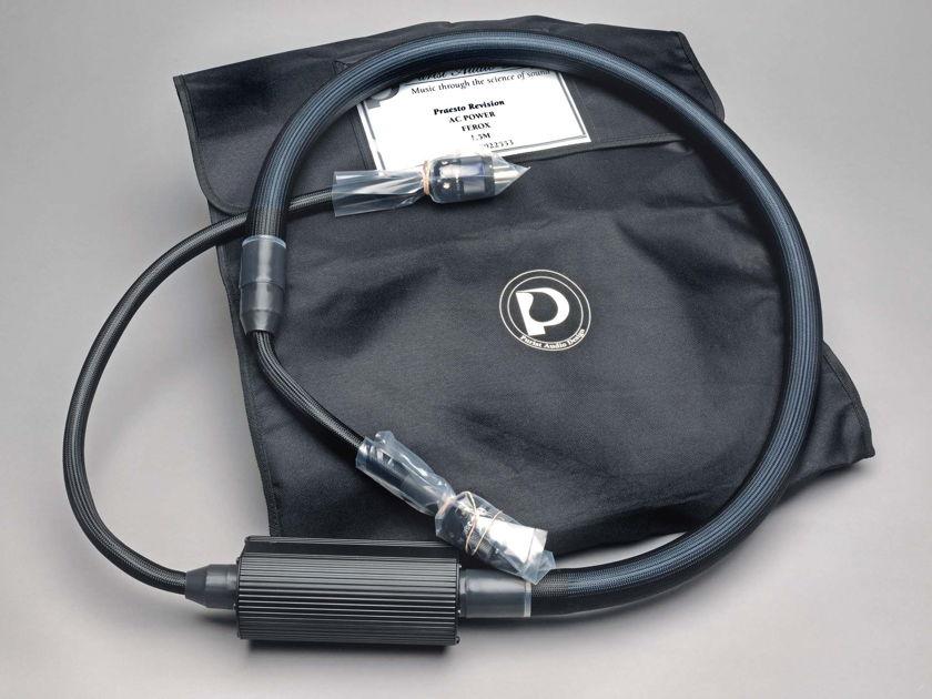 Purist Audio Design Limited Luminist Rev. 1 Meter AC