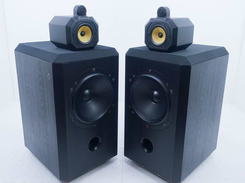 B&W Matrix 801 Series 2 Floorstanding Speakers Ash Black Pair; 801 S2 (13389)