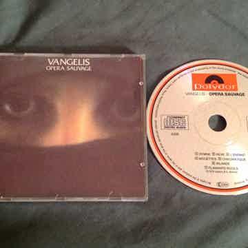 Vangelis  Opera Sauvage Polydor Records West Germany